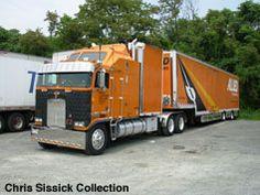 Big Rig Trucks, Tow Truck, Semi Trucks, Old Trucks, Diesel Cars, Diesel Trucks, Kenworth Trucks, Peterbilt, Benne
