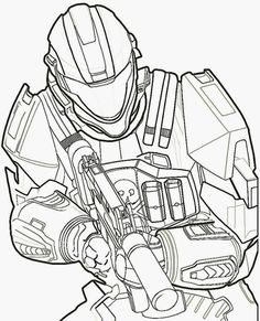 Hardy Xbox Halo Reach Coloring Printables | Free | Halo Coloring | 291x236