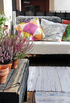 comfy + colourful | Alvhem