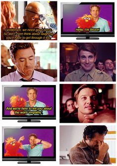 *gif* OH MY GOSH THIS IS PERFECT. BUT I ADORED THE VIDEO OF MARK WITH THE PUPPET.