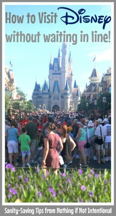 It& true! You can skip the lines and avoid the crowds at Disney even during the busy season! Disney Vacation Planning, Disney World Planning, Disney World Vacation, Disney World Resorts, Disney Vacations, Vacation Ideas, Trip Planning, Disney Travel, Cruise Vacation