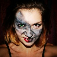 Jekyll and Hyde Makeup