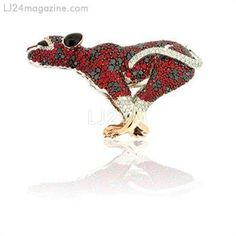 CHEETAH RING from Zorab Atelier De Creation-USA Gallery