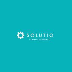 Solutio Isologo Design by Polígono Mx