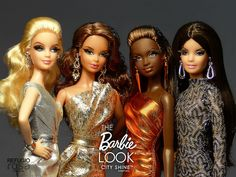 The Barbie Look City Shine   Flickr - Photo Sharing!