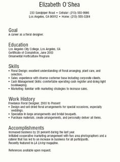 Teenage Resume Template Are Really Great Examples Of Resume For Those Who  Are Looking For Guidance To Fulfilling The Recruitment In Applying Jobs.