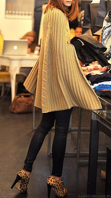On the hunt for the perfect fall cape... a must!