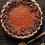 Sweet-Potato Pecan Pie Recipe | MyRecipes.com