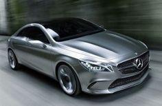 Mercedes Benz Concept Style Coupe.  good!