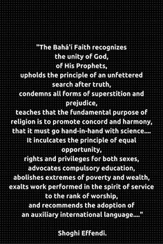 www.bahai.org/ #bahai #bahaifaith #bahaiwritings #abdulbaha #upliftingwords #uplifting #quotes #bahaullah