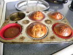 Recipe: Paleo/Primal Low carb high protein pumpkin chia muffins « sixpackmom