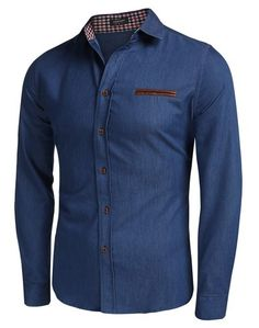 Coofandy Men's Casual Dress Shirt Button Down Shirts at Amazon Men's Clothing store: