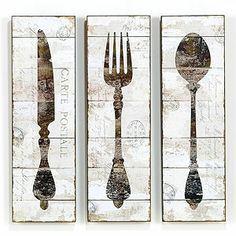 Black And White Clip Art Kitchen Printable Fork Knife