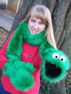 GLARF (TM), A Glove-Scarf-Puppet combination from All Hands Productions! (adult size)