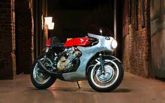 CBX 1000 Mike Hailwood - RC166 Replica | Inazuma café racer