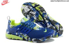 watch b592d 18502 2013 Nike Air Presto 2013 Camo Royal Blue Volt 579915 033 Shoes Shop Nike  Lunarglide,