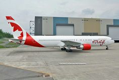 Air Canada Rouge Fly Around The World, Around The Worlds, Air Canada Rouge, Canadian Airlines, International Airlines, Boeing Aircraft, Cabin Design, Gliders, Helicopters