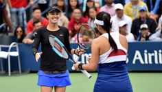 We sat down with Martina Hingis to find out how she stays in shape, what she does in her down time, and what her tennis fashion picks of the season are. Tennis Fashion, Stay In Shape, How To Find Out, Interview, In This Moment, Fitness, Sports, Tops, Hs Sports