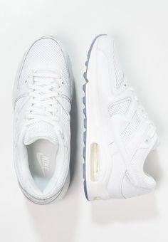 Nike Sportswear AIR MAX COMMAND - Sneaker - white - Zalando.de