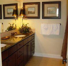 Small bathroom ideas to perk up any bathroom, big or small.