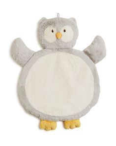 "This extra-soft owl from Bestever Baby Mats is a hoot for little ones of all ages, whether they're practicing tummy time or playing with toys. | Polyester | Imported | Safe for all ages | 31"" long 