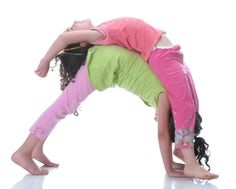 Yoga is a great developmental tool for children, but should be easy and fun