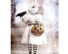 Spooky Rabbit Girl
