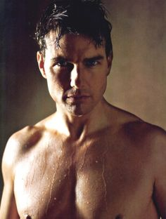 Tom Cruise~The nutty professor can still get it! lol Not trying to wife him.