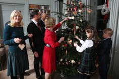 Norway Royal Family Annual Christmas Photo Session 2015