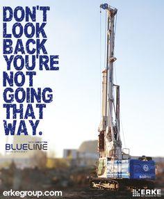 Soilmec New Technology Blue Line Series Rigs