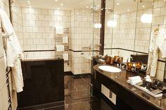 Suite badeværelse
