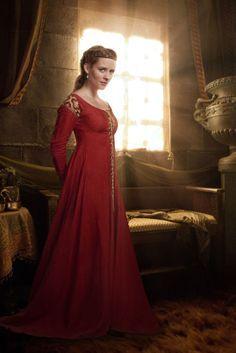 claire forlani costumes camelot - Igraine