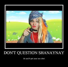 shanaynay- Shane Dawson XD