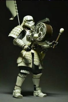 "TOYSREVIL: More Star Wars characters in the ""Movie Realization"" series from Bandai"