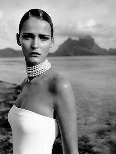 Carmen Kass - Vogue Paris