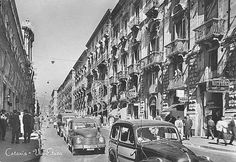 Catania, Street View