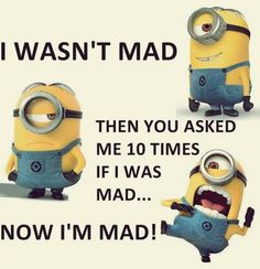 Random Funny minions photos with captions (01:37:28 PM, Saturday 27, June 2015 PDT) – 10 pics