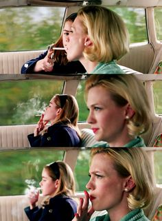 My father has never given me anything. - Sally Draper. Mad Men