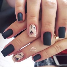 25 elegant nail designs - beauty nail designs The Effective Pictures We Offer You About nails design Elegant Nail Designs, Elegant Nails, Nail Art Designs, Nails Design, Fun Nails, Pretty Nails, Nagel Hacks, Spring Nail Art, Cute Spring Nails