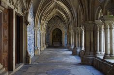Porto Cathedral. Church in Porto, Portugal