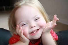Children with Down Syndrome inspire and bring us joy