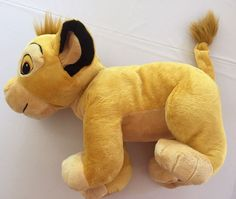 Nala Lion King Plush Disney Store Large Young Nala 20 Inch Stuffed Toy  #Disney