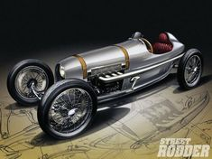 This thread is for pictures of cars that would make good looking Cyclekarts. For 3 wheelers and other non-spec Cyclekart inspiration photos, please post in the Custom Karts Forum here: Old Race Cars, Pedal Cars, Old Cars, Auto Retro, Pt Cruiser, Vintage Race Car, Motorcycle Design, Automotive Design, Courses