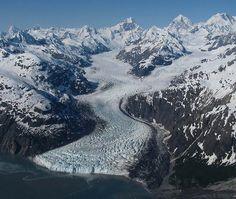 Marjorie Glacier, Glacier Bay National Park & Preserve by AlaskaNPS, via Flickr