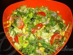 Comfort Food, Lettuce, Guacamole, Mexican, Cooking Recipes, Ethnic Recipes, Salad With Tuna, Lettuce Recipes, Salads