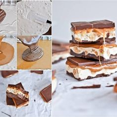 Today's featured recipe is from the good folks at the How Sweet Eats blog and their homemade Snickers! I don't think I have ever known anyone that does not like Snickers bars. I know for sure that my whole family loves them as they are the very first candy at Halloween to be devoured. So...