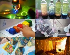 --75 kid friendly activites to beat boredom (for both of you!).--  This isn't the same list of recycled ideas I read (and do) with some mild variation 4 times/year. These are refreshingly creative, simple, inexpensive activities that I'm excited about myself!   You can find the list at:   http://cuegly.blogspot.com/2011/09/75-kid-activities.html