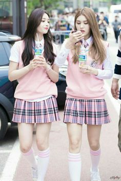 Pinky and Somi