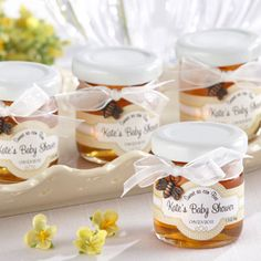 BabyZone: 8 DIY Baby Shower Favors | Sweet As Can Bee