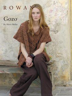 Gozo Free Knitting Pattern
